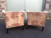 Pair of Antique English Upholstered Chairs (8 of 12)