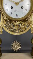 Louis Boname French 8 Day Mantle Clock (4 of 9)