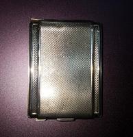 Art Deco Silver & Enamel Matchbook Case (4 of 4)