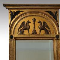 19th Century Swedish Gilt Pier Mirror (8 of 9)