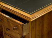 Quilted Birch Kneehole Desk (6 of 8)