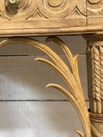 Wonderful French Walnut Console Table (27 of 36)