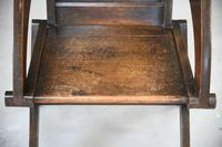Oak Glastonbury Chair (8 of 8)
