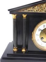 Amazing French Slate 8 Day Striking Mantle Clock (3 of 12)
