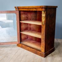 Burr Walnut Pier Cabinet (4 of 12)