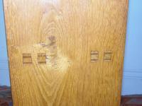 Cotswold School Oak Bookshelf (4 of 9)