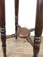 Late Victorian Stained Pine Jardiniere Plant Stand (7 of 7)
