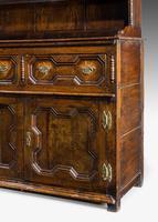Mid 18th Century Oak Dresser & Rack (4 of 8)