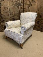 English Howard Style Armchair (3 of 7)