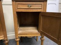 Pair of French Marble Top Bedside Cupboards (7 of 13)