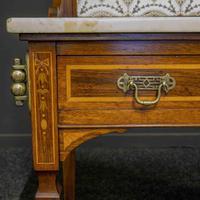 Edwardian Inlaid Washstand (4 of 11)