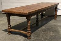 Wonderful Long French Farmhouse Dining Table (2 of 28)