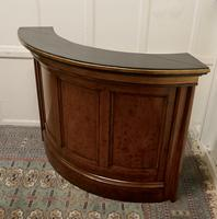 19th Century Oak Courtroom Dock, Restaurant Reception Greeting Station, Greeter (6 of 10)