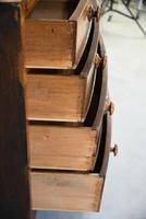 Antique George IV Mahogany Chest of Drawers (6 of 12)