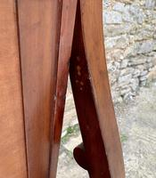 Victorian Floorstanding Mahogany Cheval Mirror (16 of 16)