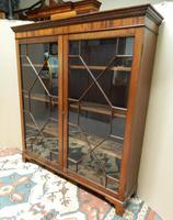 Mahogany Bookcase (3 of 7)