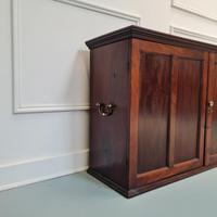 Quality Georgian Mahogany Estate Cupboard c.1800 (4 of 8)