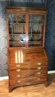 Georgian Mahogany Bureau Bookcase (7 of 17)