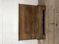 Antique 18th Century Style Welsh Oak Coffer Bach (14 of 14)