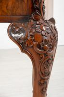 Superb Walnut Queen Anne Style Writing Table (14 of 17)