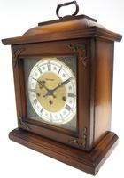 Fine Kieninger Mantel Clock 8 Day Westminster Chime Mantle Clock (6 of 11)