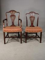 Good Set of 8 '6+2' Mahogany Framed Chairs by Marsh, Jones & Cribb (3 of 9)