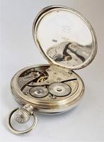 Silver Waltham Pocket Watch 1922 (4 of 5)