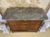19th Century Marble Top Commode (7 of 8)