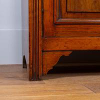 Handsome Victorian Walnut Glazed Bookcase C1890 (7 of 12)