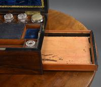 19th Century Rosewood Dressing / Jewellery Box (11 of 13)