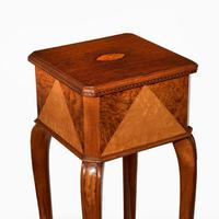 Pair of Anglo-Indian Teak Stands (5 of 8)