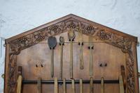 Arts & Crafts Kitchen Rack by Stanley Webb Davies (9 of 12)