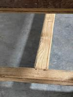 Superb Quality Large Bleached Oak Farmhouse Dining Table (32 of 32)