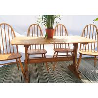 Ercol Refectory Table (9 of 11)