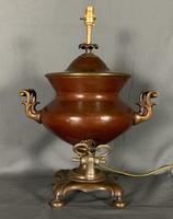 Superb Samovar Table Lamp