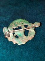14th-16th Century Scottish Bronze Cloak Brooch (3 of 6)