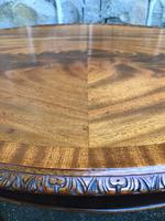 Antique Mahogany Coffee Table (2 of 5)