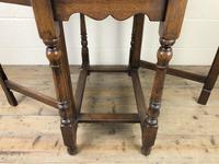 Early 20th Century Oak Gateleg Table (5 of 9)