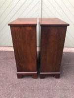 Pair of Mahogany Bedside Cabinets (6 of 8)
