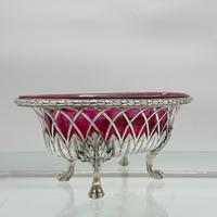 18th Century Antique George III Sterling Silver Dish London 1795 William Pitts & Joseph Preedy (4 of 11)