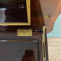 Small 19th Century Antique Boulle Work Table (2 of 9)