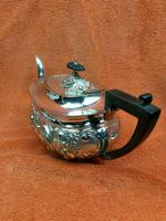 Antique Silver Plated Teapot JB Chatterley & Sons Ltd c.1920 (3 of 12)