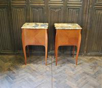 Pair of French Bedside Cabinets c.1930 (5 of 6)