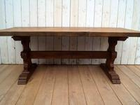 French Monastery Table (6 of 8)