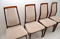 Set of 8 Danish Vintage Rosewood Dining Chairs (7 of 11)
