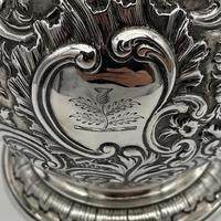 George IV Sterling Silver Coffee Pot London 1824 Timothy Smith & Thomas Merryweather (10 of 12)