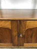 19th Century Mahogany Buffet with Cupboard Base (16 of 18)