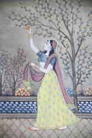 Pahari Style Painting (3 of 9)