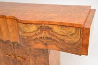 Art Deco Burr Walnut Console Table by Hille (4 of 12)