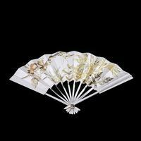 Vintage Japanese Solid Silver Fan Sensu/o-gi c.1960 (13 of 14)